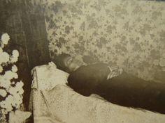 Cora Whitcomb Frank-Salamanca NY before 1910.