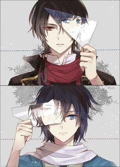 anime, boy, and touken ranbu imageの画像 Manga Anime, Boys Anime, Hot Anime Boy, Fanarts Anime, Manga Art, Anime Characters, Anime Art, Story Characters, Anime Demon