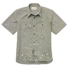 Short-Sleeve Sport Shirt - Denim & Supply Standard Fit - Ralph Lauren UK