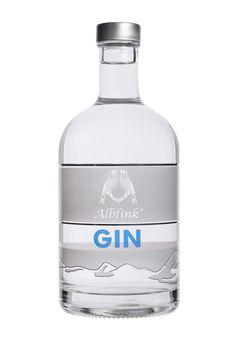 Albfink Gin PD Rum Bottle, Liquor Bottles, Ginger Ale Gin, Gin Und Tonic, Juniperus Communis, Gins Of The World, London Gin, Gin Brands, Shopping