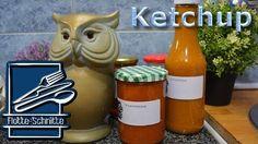 Curryketchup selber machen - Rezept von Flotte Schnitte Curry Ketchup, Hot Sauce Bottles, Food, Diy, Essen, Yemek, Meals
