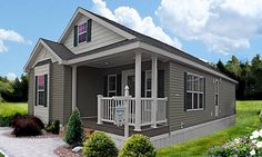 12 Best Skyline Home Exteriors images | Skyline homes ... Hardiplank Siding Product Skyline Manufactured Homes on