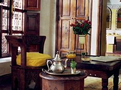 moroccan style living room - Google Search