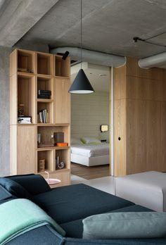 Galería - Novopecherskie Lipki Penthouse / Olha Akulova Design - 9