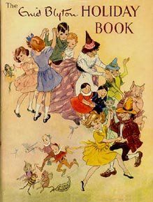 The Enid Blyton holiday book