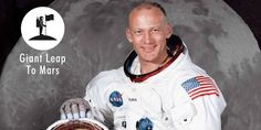 """The first 250 teams to register for the Giant Leap to Mars Challenge at www.conradchallenge.org will automatically be entered into a drawing to win the """"Office Hours with Buzz Aldrin"""" sweepstakes for a chance to video chat with the legendary astronaut."""