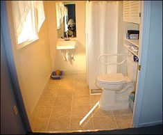 Pinterest the world s catalog of ideas for Bathroom designs handicapped accessible