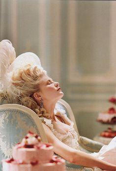 Marie Antoinette de Sofia Coppola