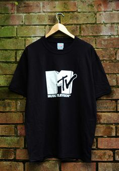 Image of MTV T Shirt Size Large