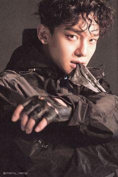 """what live action anime is he from"" Chanyeol, Exo Chen, Kyungsoo, Kai, Kris Wu, Kim Jongdae, Exo Ot12, Kpop Exo, Bias Kpop"