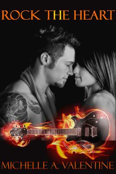 Rock the Heart - Book One in the Black Falcon series told from the female, Lanie's, POV.