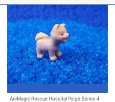 Animagic Rescue Hospital Series 4 - Paige the Dog