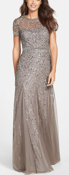 The prettiest Mother of the Bride dress