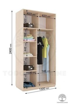 Attic Storage, Locker Storage, Teds Woodworking, Woodworking Projects, Tv Wall Cabinets, Dressing Room Design, Closet Remodel, Cupboard Design, Home Room Design