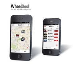 WHeel Deal app overview