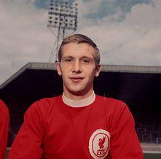 Szkocki piłkarz Bobby Graham z Liverpool FC około 1968 roku Wild Animals Photos, Fc Liverpool, Arsenal, Bobby, Graham, Football, Clock, Soccer, Watch