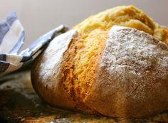Pan de soda irlandés