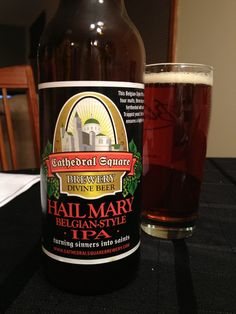 548. Cathedral Square Brewery - Hail Mary Belgian-Style IPA