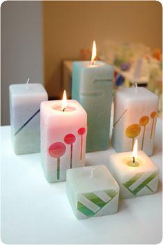 Candle Craft Contest 2010 naooo3