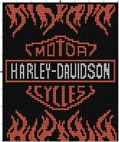 Inspiration Photo of Harley Davidson Crochet Hat Pattern Harley Davidson Crochet Hat Pattern Donnas Crochet Shoppe Boy Crochet Patterns, Graph Crochet, Crochet Cross, Quilt Patterns Free, Crochet Hats, C2c Crochet, Crochet Afghans, Cross Stitch Kits, Cross Stitch Patterns