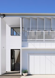 Exterior Cladding, Timber Cladding, House Front, My House, Facade House, House Exteriors, Duplex, Home Reno, Coastal Homes