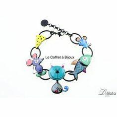 Bracelet LOL TOM Turquoise Bijoux LOL   eBay