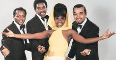I love this photo of Gladys Knight