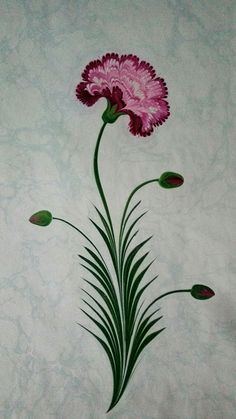 Nurcan Meydan karanfil Ebru Art, Water Marbling, Turkish Art, One Stroke Painting, Bunch Of Flowers, Geometric Art, Art Techniques, Flower Art, Art Boards