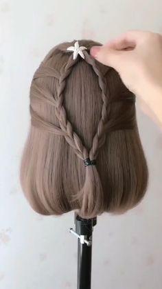 ✔ Hairstyles Videos For Medium Length Hair Men Medium Length Hair Men, Medium Hair Styles, Short Hair Styles, Hairstyle Tutorial, Purple Hair, Dark Purple, Hair Upstyles, Hair Videos, Hairstyles Videos