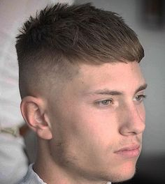 #Men, your face #shape will determine the #best #hairstyle to choose to compliment your features. #hairstyles for men according to #face #mens #short #hairstyles #2017