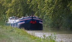 Hotel Barge in France and Europe