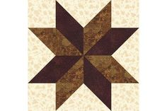 Try Sarah's Choice if You Love Star Quilt Blocks