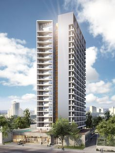 2016 I edifício residencial I una arquitetos - eduardo martorelli