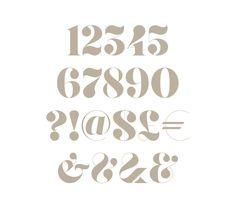 Giaza Pro   Font on Behance