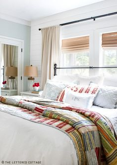 Placing Your Bed In Front Of A Window   Bungalow Home Staging & Redesign