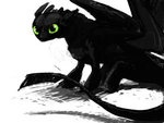 Toothless - How to Train Your Dragon