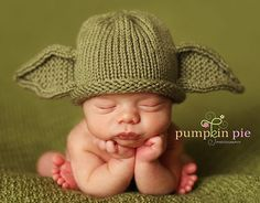 Yoda Hat #starwars. Thanks to my friend Jessi I have one of these!!