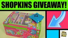 FREE STUFF SHOPKINS GIVEAWAY CONTEST #28 OPEN - Shopkins Toys - Shopkins...
