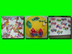 παιχνιδοκαμώματα στου νηπ/γειου τα δρώμενα: πεταλούδες στο νηπιαγωγείο !!!