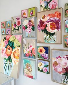 [New] The 10 Best Home Decor Ideas Today (with Pictures) - I've started to try my hand at painting. This is my inspiration photo. My work looks NOTHING like it. I should probably stick to building things. but for now I will enjoy this beautiful art. Art Floral, Floral Artwork, Peony Drawing, Drawing Flowers, Art Painting Flowers, Beautiful Paintings Of Flowers, Acrylic Painting Inspiration, Painting Collage, Knife Painting
