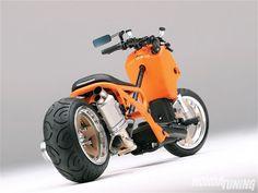 2004 Honda Ruckus //