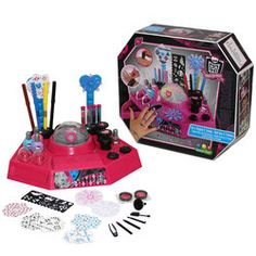 Monster High Nail Bar