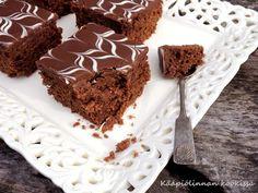 Kääpiölinnan köökissä: I want chocolate, gimme some cake! - pellillinen mehevää pätkiskakkua
