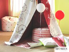 Your home says a lot about your lifestyle. Make your #Kid's room more special with our latest collection! Explore more fabrics @ www.homesfurnishings.com #HomeDecor #Curtains #UpholsteryDesigns #CurtainDesigns