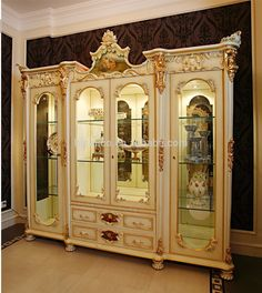 Afbeeldingsresultaat voor moderne europese meuble style Luxury French Rococo Style