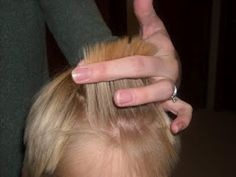 How to Cut Boys' Hair like a pro- I might need this some day