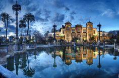 Palacio Mudejar (Sevilla, Spain) by Domingo Leiva on 500px