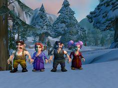 World of Warcraft gnomes   Images - World of Warcraft