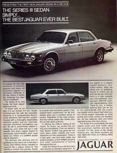 1984 Jaguar xj6 | 1987 jaguar xj6 jaguar xj6. Mine is an 81