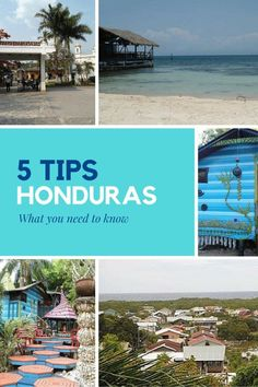 What you need to know before going to Honduras, a not-so-touristic destination of Central America.
